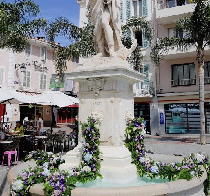 Les Floralies de Sanary-sur-Mer Juin 2019