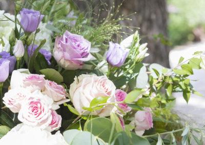 shooting chic provence par pétales de rose fleuriste à la tour d'aigues