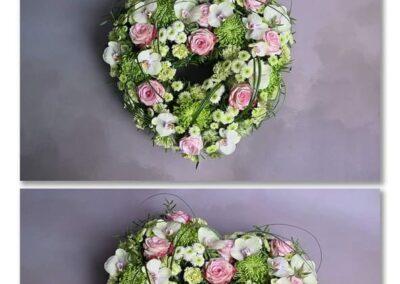 coeur pastel petales de rose la tour d-aigue 84
