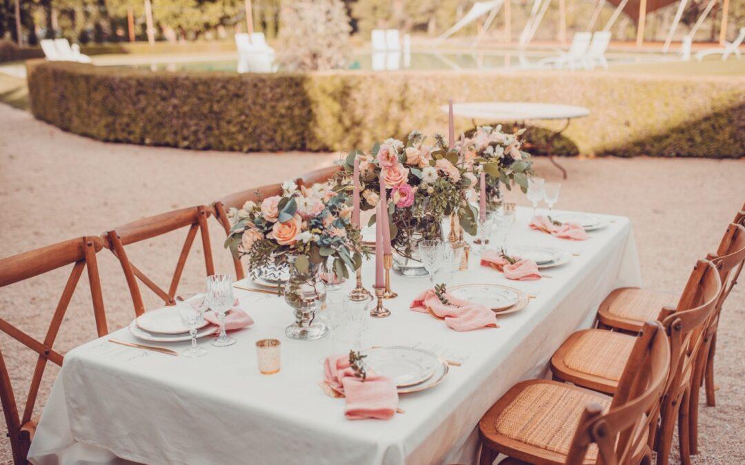 Un mariage éco-responsable en plein coeur du Luberon