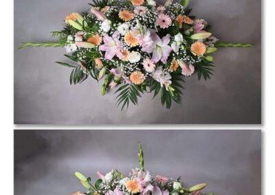 raquette pastel petales de rose la tour daigues