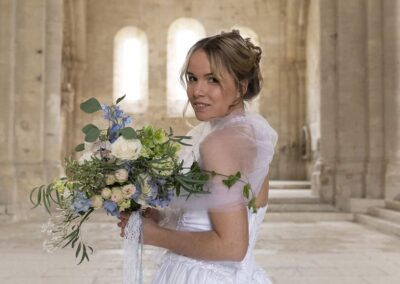 Mariage à l'abbaye de Silvacane